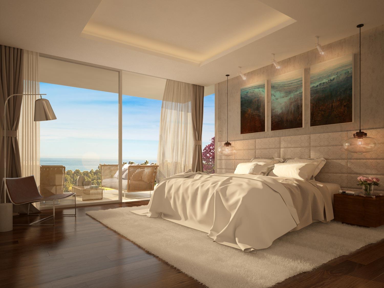 Interiorismo 3d en promociones inmobiliarias areadesign - Interiorismo de casas ...