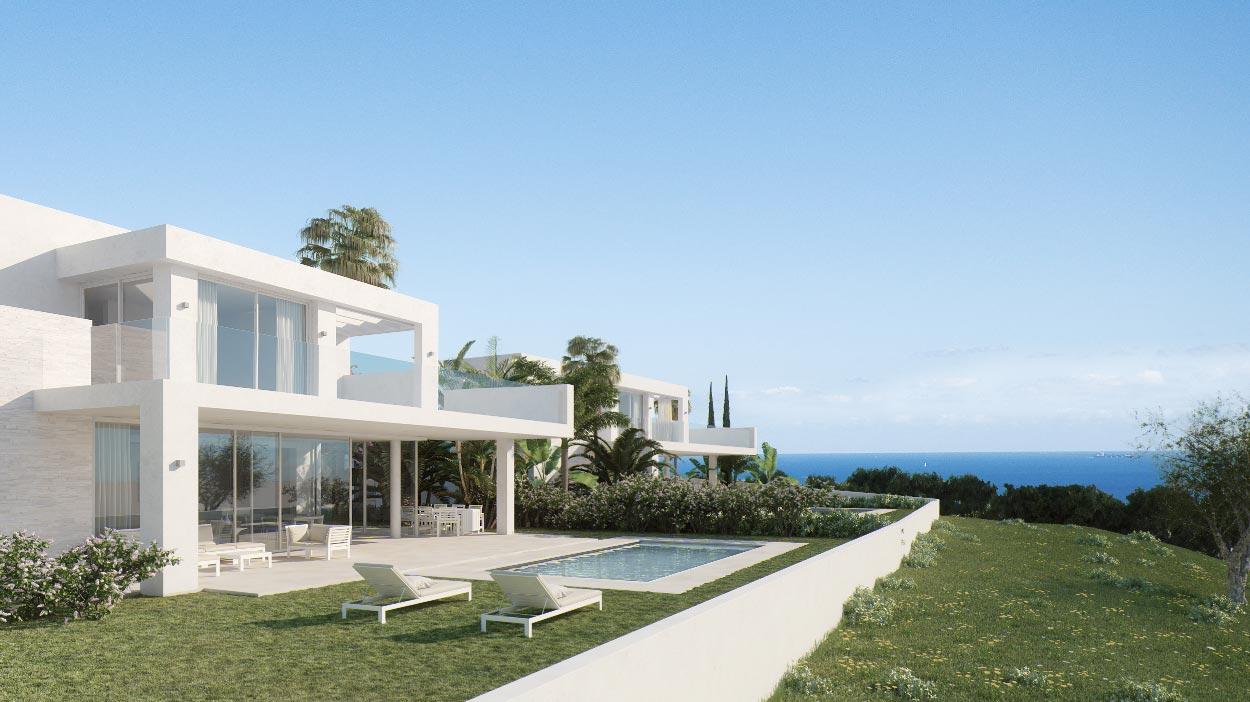 Estudio arquitectura para villas de lujo en marbella - Proyectos de chalets ...