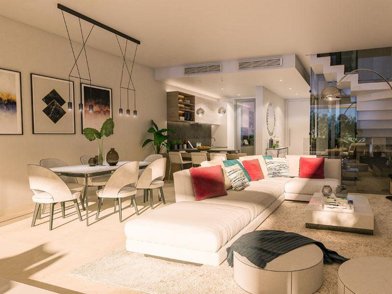 Decoración de interiores en Madrid