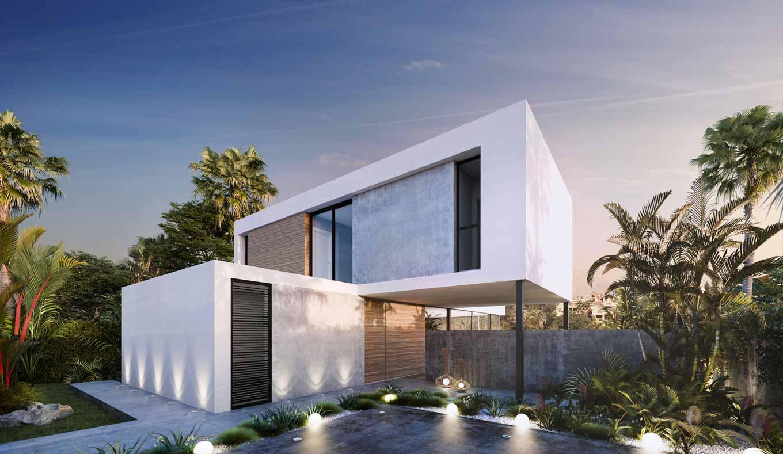 Arquitectura 3d en Malaga